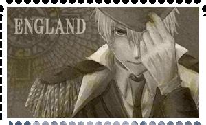 England stamp 02 by Ichigo--sama