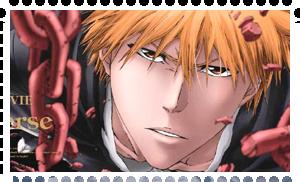 Kurosaki Ichigo stamp by Ichigo--sama