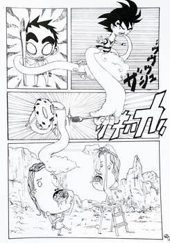 Manga nonsens