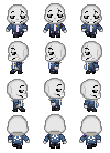 ST - Ash Sprites by Artistic--License