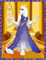 ZodiacTale: Virgo Toriel by Artistic--License