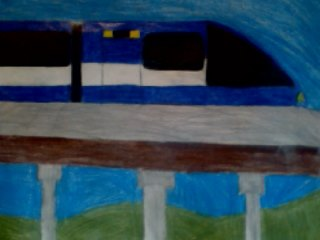 Monorail by BlazinVoid