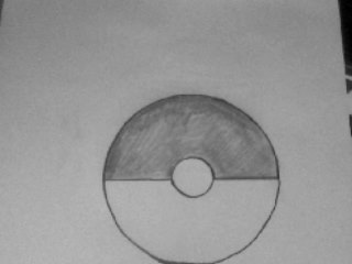Pokeball Sketch by BlazinVoid