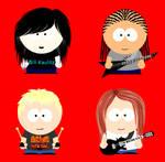 Tokio Hotel South Park