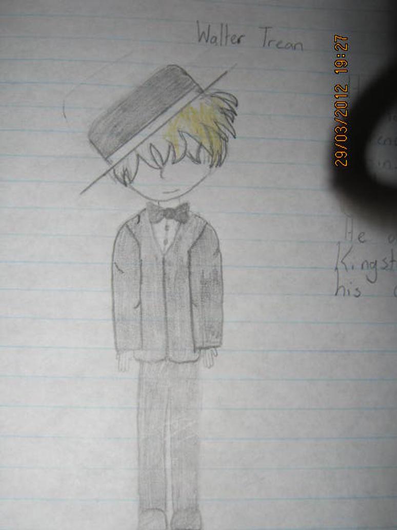 Random guy by Marsha-Mallow
