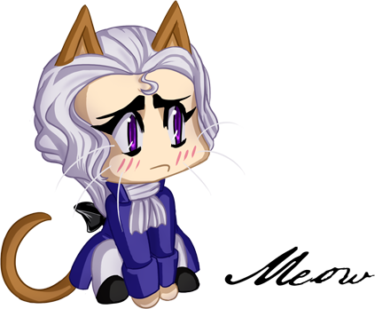 Meow by VoidStone