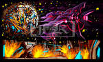 Fall of Cybertron by Fahad-Naeem