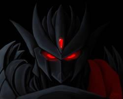 The Black Knight by Fahad-Naeem
