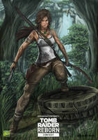 Tomb Raider Reborn by Fahad-Naeem