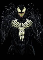 V-R-Venom by Fahad-Naeem