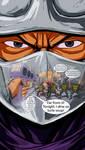 TMNT 1987 Season 1 - ep 5 Shredder and Splintered by Fahad-Naeem