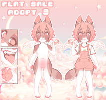 FLAT SALE ADOPT CLOSED Angelical