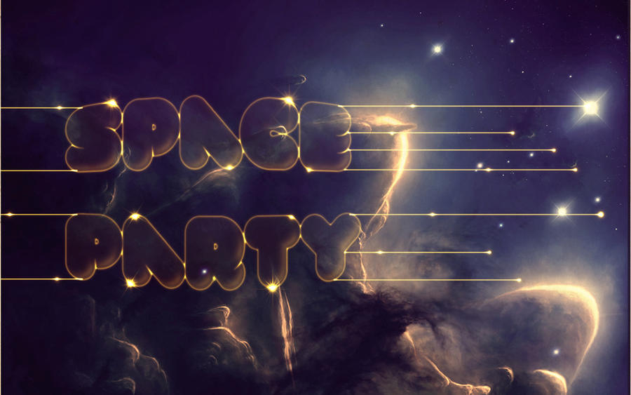 Space Party by Corumm
