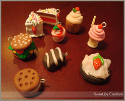 Yummies :D by SweetJoyCreations
