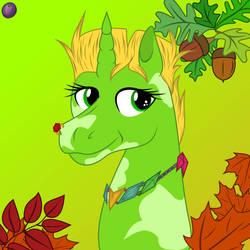Autumm Pony.