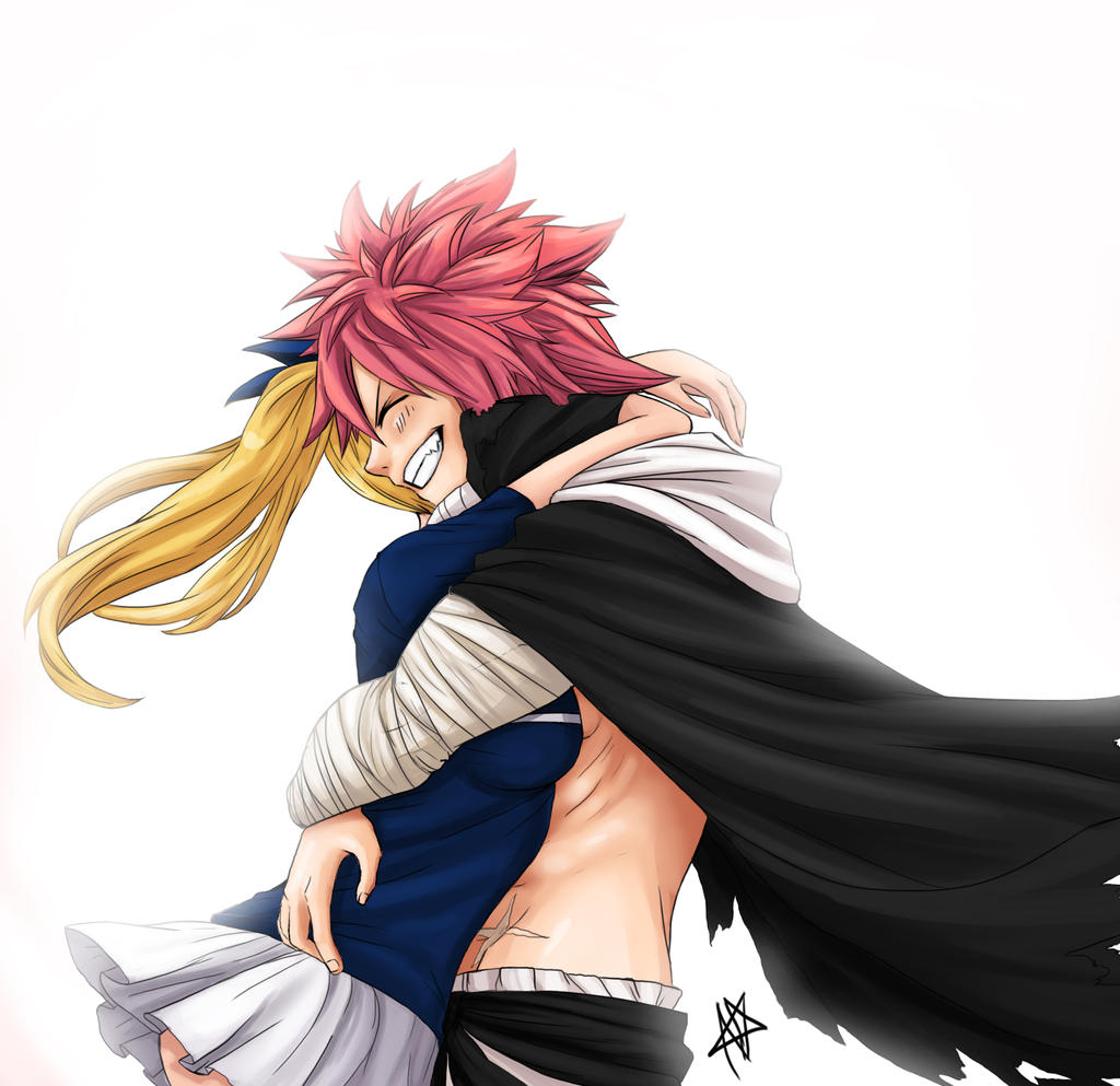 Nalu favourites by sonic2111 on deviantart - Fairy tail natsu x lucy ...
