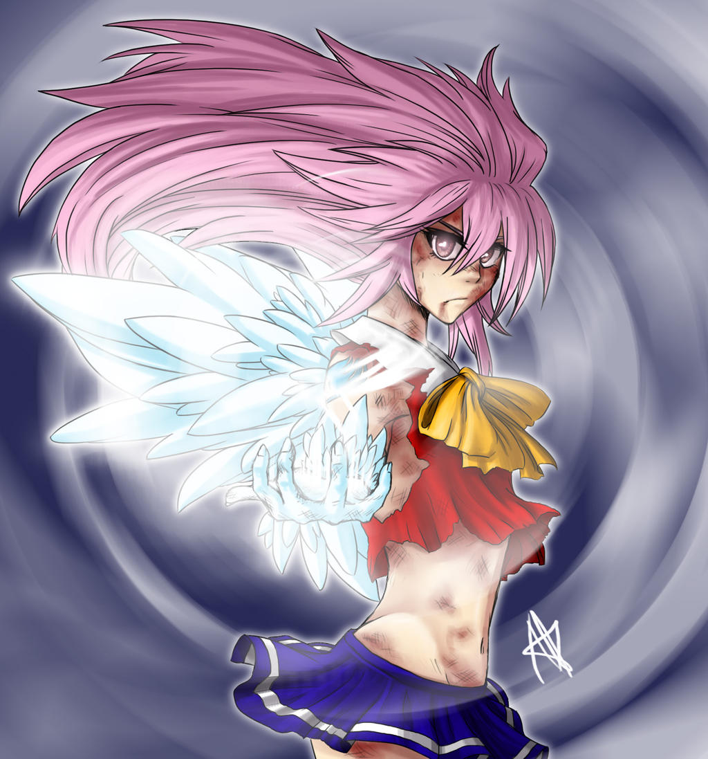 Wendy Marvell- Dragon Force by ACwhitewolf168 on DeviantArt