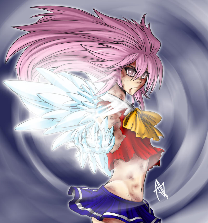 wendy marvell dragon force by acwhitewolf168 on deviantart