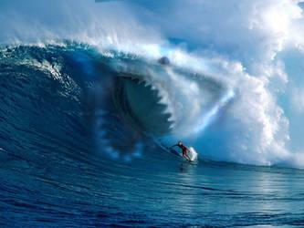 shark by Brycebubbles