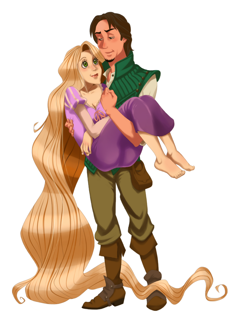 Tangled: something that I Want by mikarella