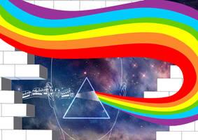 Pink Floyd by mikarella