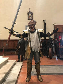 Giant Dad Cosplay - Dark Souls