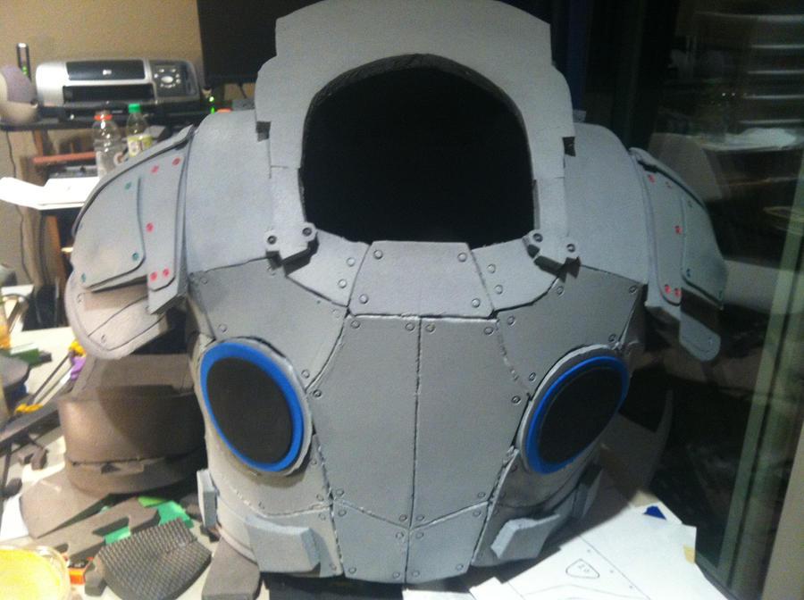 Gears of War Armor WIP by vitro137 on DeviantArt