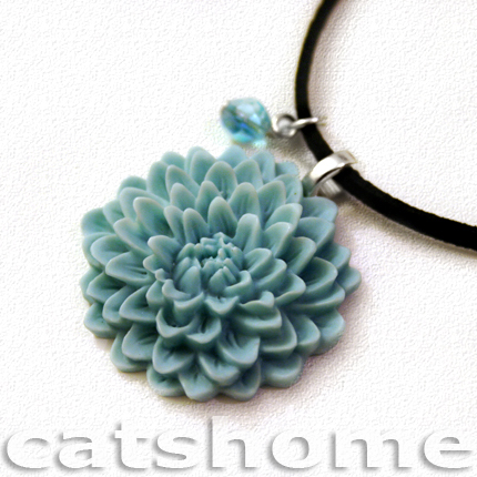 how to make a cabochon pendant