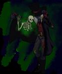 DnD character - Johann Sebastian Mastromuerto