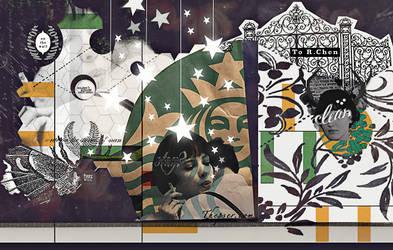 Starbucks by HazelSum