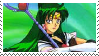 Sailor Moon Stamp - Pluto by GaaraSakuraForever