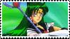 Sailor Moon Stamp - Pluto by GaaraSakuraForever