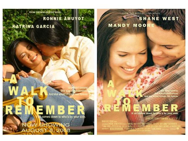 a walk to remember poster by happyheart31 on DeviantArt