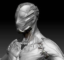 Cyborg by Irvast