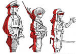 Y Ranma volvio de la Guerra: comision by cancerberus97