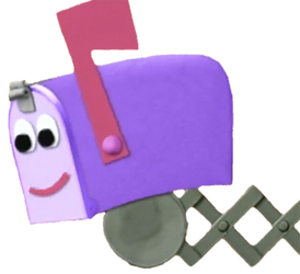 Mailbox (Blue's Clues) png 4