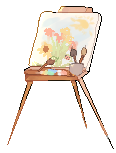 painting pixel [F2U] by royaIin