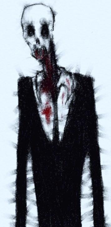 slender man (imagenes)