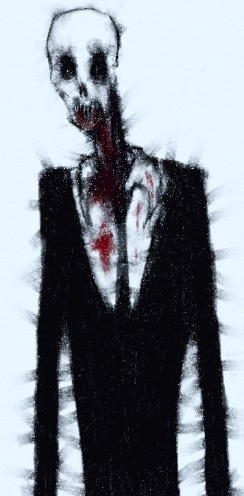 Slender Man.