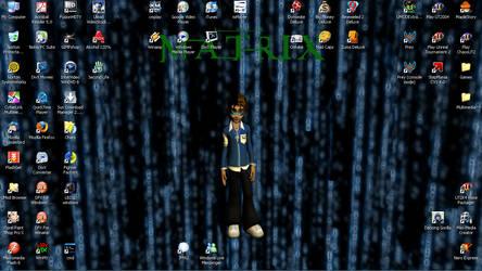 My Desktop 2007 by Axel-Letterman