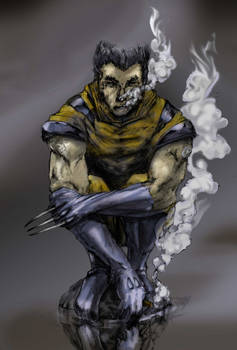 Wolverine Colored