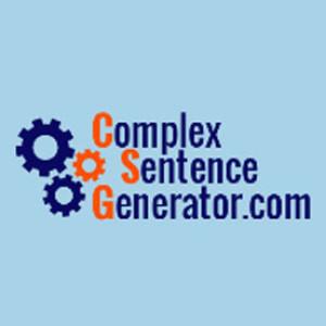 Complex-Sentence (Complex Sentence Generator) | DeviantArt