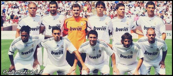 Real Madrid c.f by ASHOOR