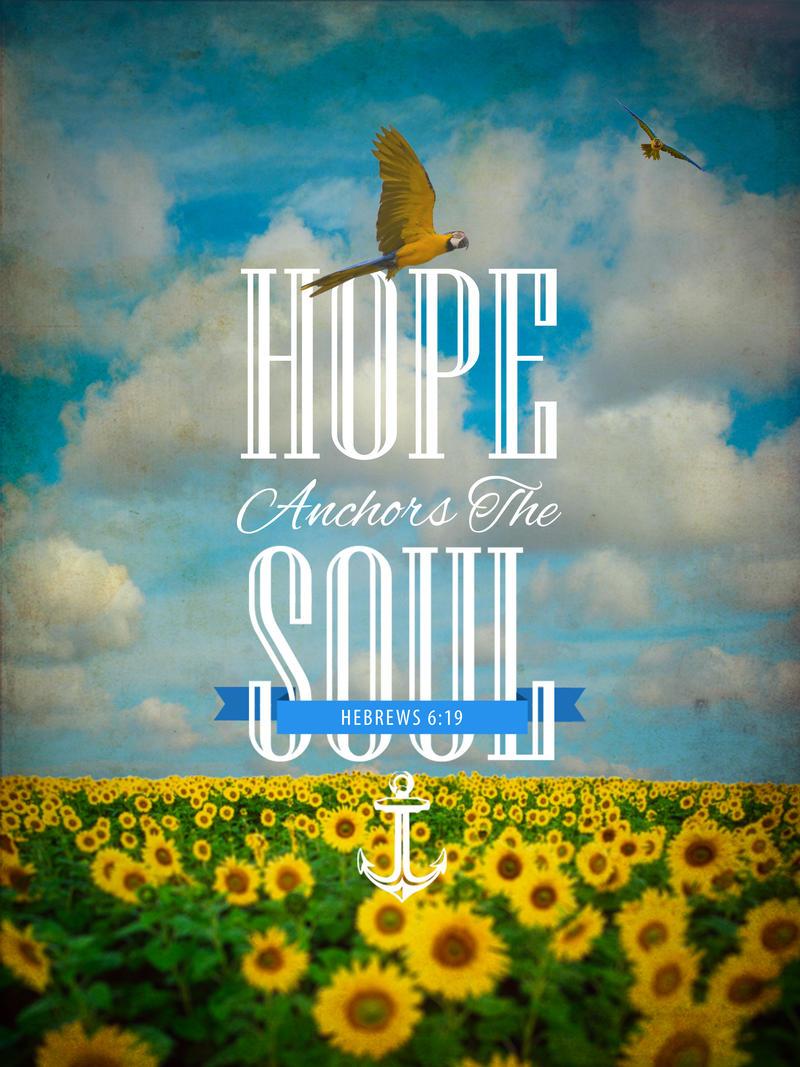 Hebrews 6:19 by iAM-tulio