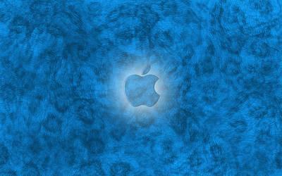 Wallpaper - Apple Fur