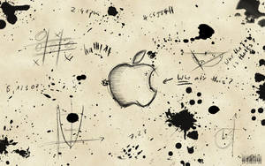 Wallpaper - Apple Scrapbook by JPLedoux
