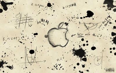 Wallpaper - Apple Scrapbook
