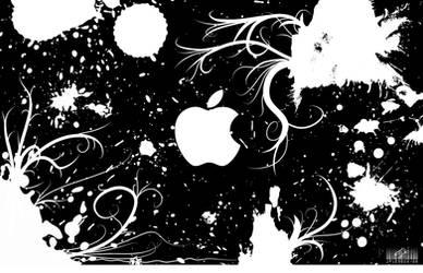 Wallpaper - Apple Curlz
