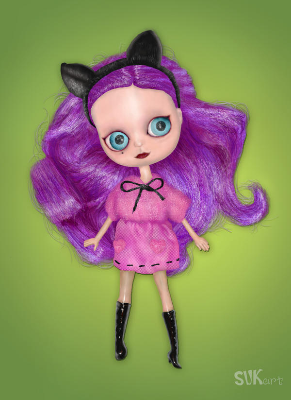 Scary Doll Copy 3 Finished 3 by Skworld