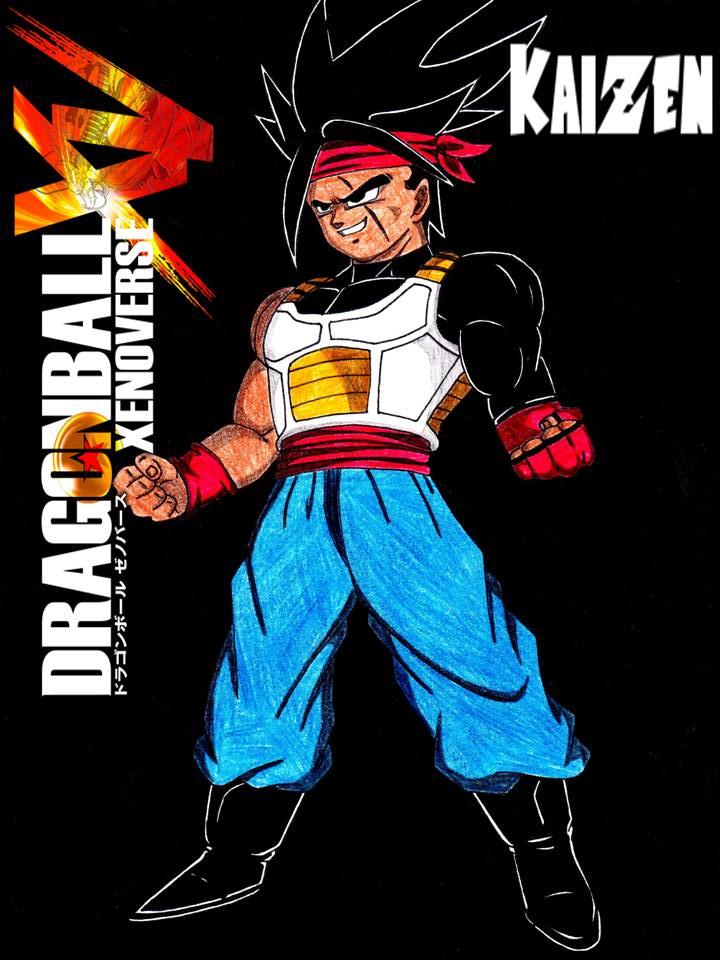 DragonBall XV 'Kaizen' by lenbeezy